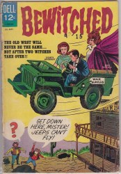 BEWITCHED #2 VG