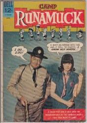 CAMP RUNAMUCK #1 VG-