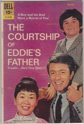 COURTSHIP OF EDDIE'S FATHER #1 VG+