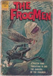 FROGMEN, THE #3 GD