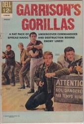 GARRISON'S GORILLAS #1 VG-