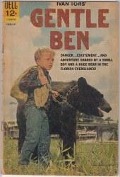 GENTLE BEN #1 GD+