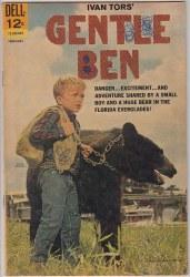 GENTLE BEN #1 VG