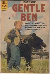 GENTLE BEN #1 VG-