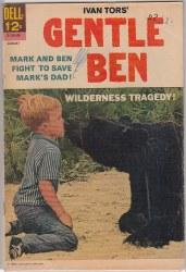 GENTLE BEN #3 VG