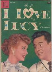 I LOVE LUCY COMICS #19 VG+