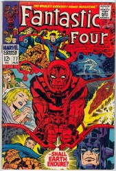 FANTASTIC FOUR (1961) #077 VG+