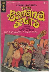 BANANA SPLITS, THE (HANNA BARBERA…) #1 VG-