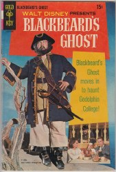 BLACKBEARD'S GHOST #1 VG+