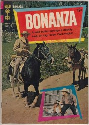 BONANZA #24 VG