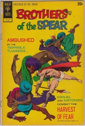 BROTHERS OF THE SPEAR #1 FN-
