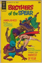 BROTHERS OF THE SPEAR #1 VF