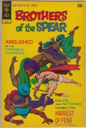 BROTHERS OF THE SPEAR #1 VF-