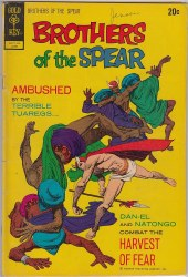 BROTHERS OF THE SPEAR #1 VG
