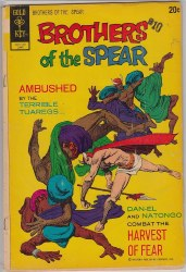 BROTHERS OF THE SPEAR #1 VG-