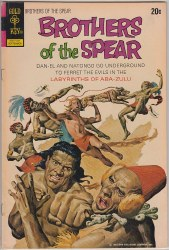 BROTHERS OF THE SPEAR #2 FN+