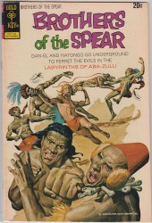 BROTHERS OF THE SPEAR #2 VF
