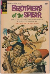 BROTHERS OF THE SPEAR #2 VF-