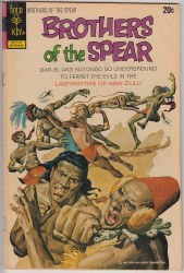 BROTHERS OF THE SPEAR #2 VG+