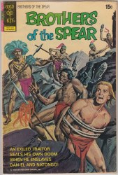 BROTHERS OF THE SPEAR #3 FN-