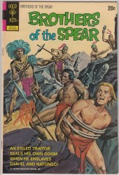 BROTHERS OF THE SPEAR #3 VF