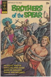 BROTHERS OF THE SPEAR #3 VG+
