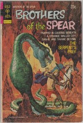 BROTHERS OF THE SPEAR #6 FN-