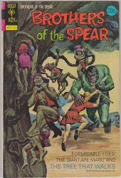 BROTHERS OF THE SPEAR #7 FN+