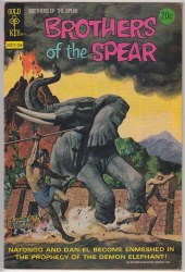 BROTHERS OF THE SPEAR #9 VG+