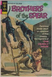 BROTHERS OF THE SPEAR #10 FN+