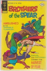 BROTHERS OF THE SPEAR #12 FN+