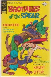 BROTHERS OF THE SPEAR #12 VF-