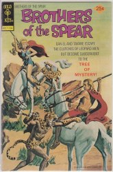 BROTHERS OF THE SPEAR #13 VF-