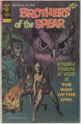 BROTHERS OF THE SPEAR #17 FN-