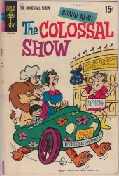 COLOSSAL SHOW #1 VG