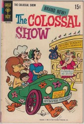 COLOSSAL SHOW #1 VG-