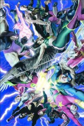 JSA GUARDIAN ANGELS POSTER