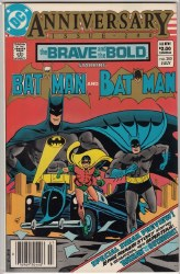BRAVE AND THE BOLD (1955) #200 NM