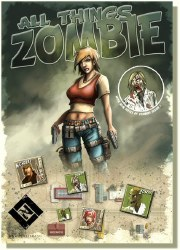 ALL THINGS ZOMBIE BOARD GAME