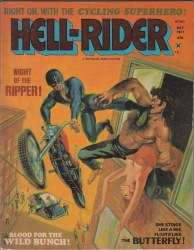HELL-RIDER #2 FN