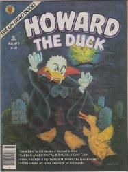 HOWARD THE DUCK (MAGAZINE) #5 VF+