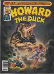 HOWARD THE DUCK (MAGAZINE) #9 NM-