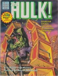 HULK, THE (MAGAZINE) #11 VF+
