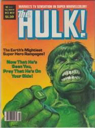 HULK, THE (MAGAZINE) #17 VF+