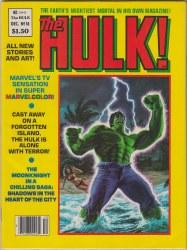 HULK, THE (MAGAZINE) #18 VF+