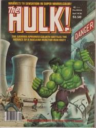 HULK, THE (MAGAZINE) #20 VF+