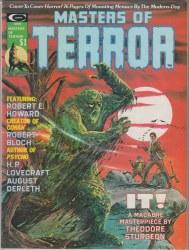 MASTERS OF TERROR #1 VF