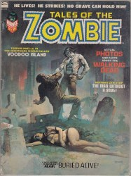TALES OF THE ZOMBIE #2 VG