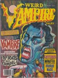 WEIRD VAMPIRE TALES #5 VF
