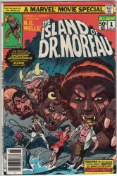 ISLAND OF DR. MOREAU, THE #1 FN+